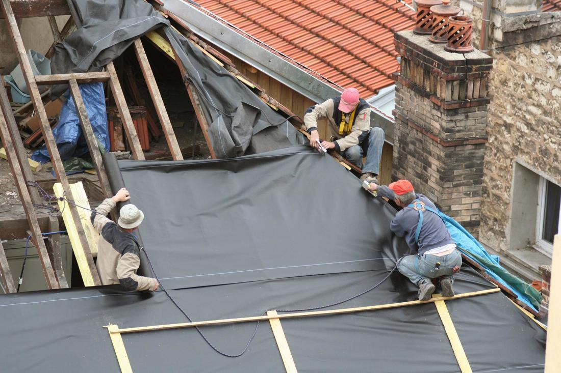 Roof Replacing